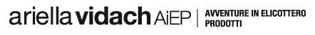 ariella vidach – AiEP / Avventure in Elicottero Prodotti